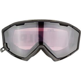 Alpina Panoma S Magnetic Q+S S1+S3 - Gafas de esquí - negro